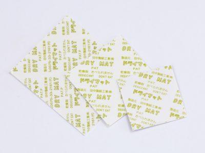 ドライマット(シート状乾燥剤)